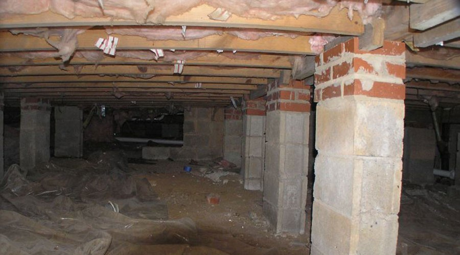 Best Practices for Insulating Crawlspaces Ecohome in