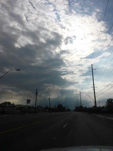 Monsoon tucson