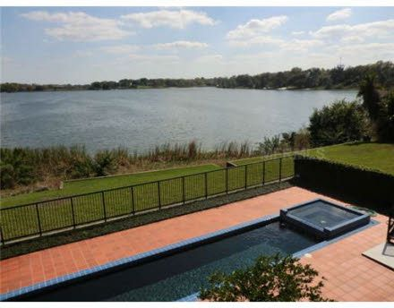 Lake Otis Pool Home located in Winter Haven, FL for $895,000!