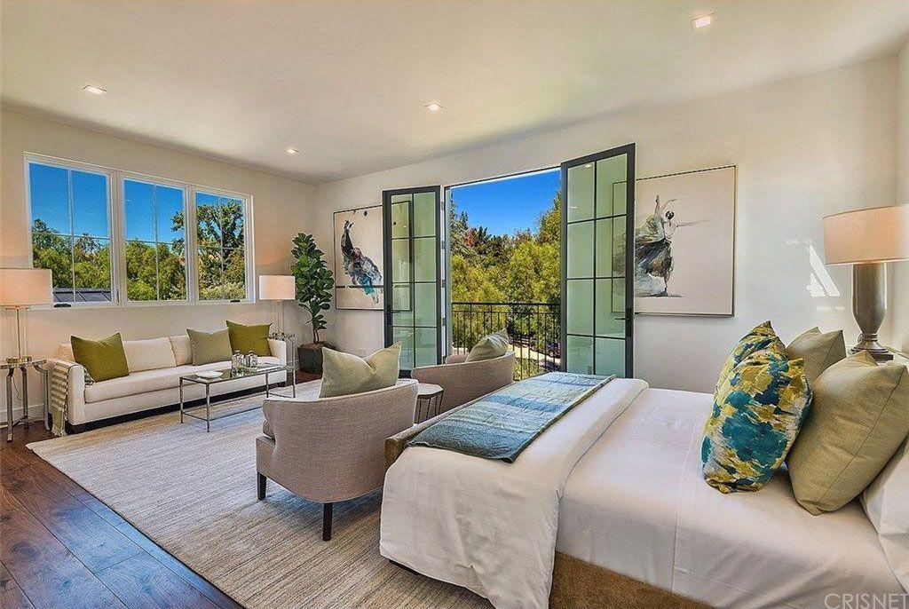 kris jenner bought a 10 million mansion across the street