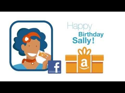 Amazon birthday gift allows people to join together to send gift amazon birthday gift allows people to join together to send gift cards with birthday messages on negle Choice Image