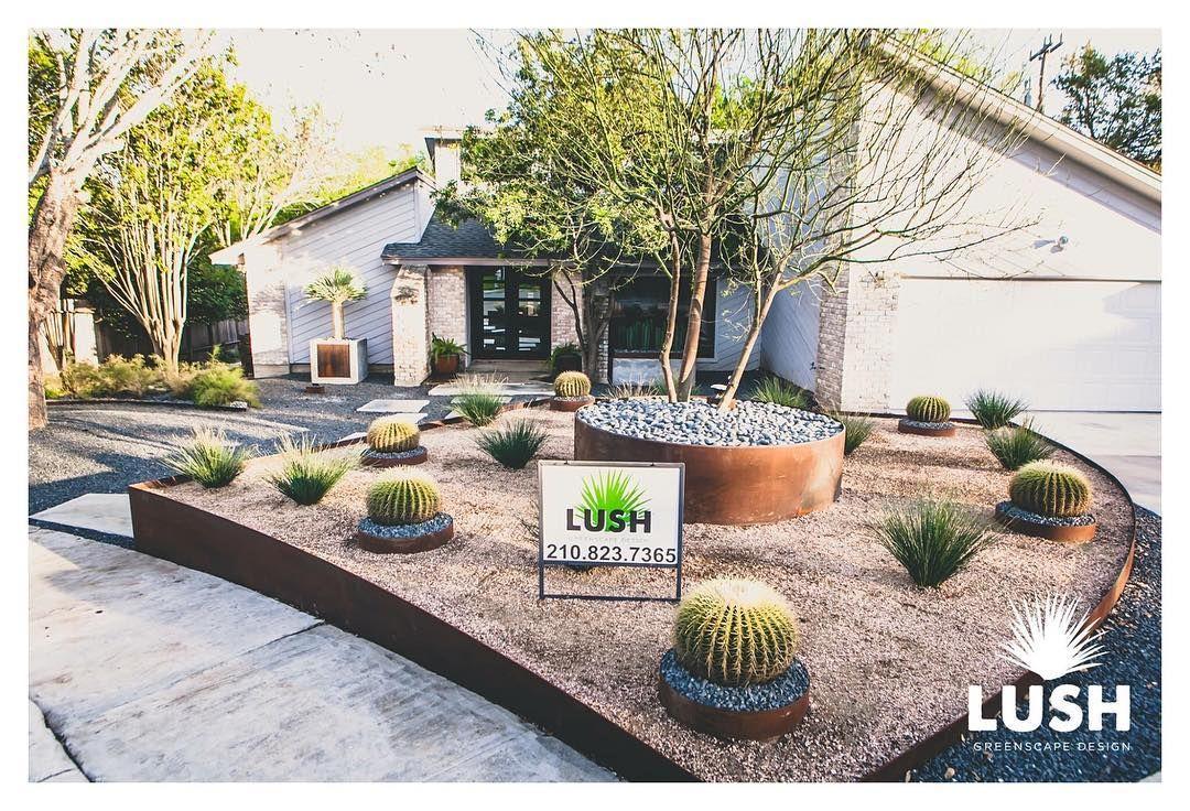 LUSH GreenScape Design. #landscapedesignu2026