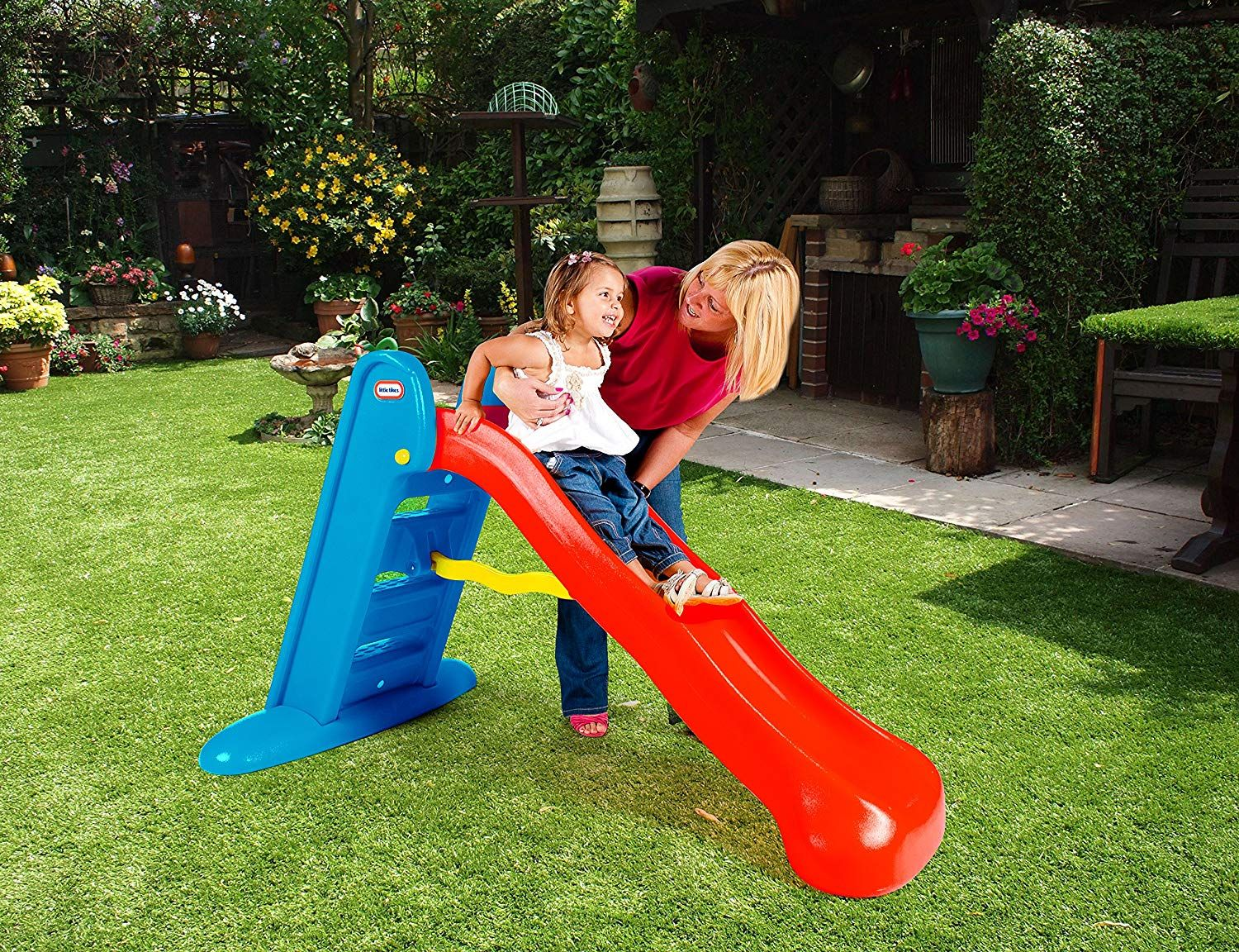 Top 10 Best Plastic Slides In 2018 Reviews Buyer S Guide