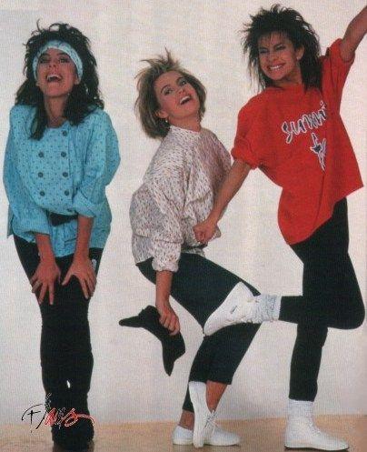 Mode des années 80