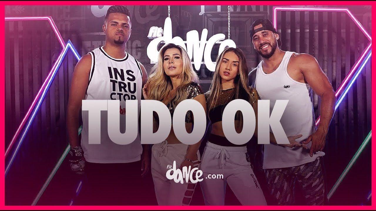Tudo Ok Thiaguinho Mt E Mila Fitdance Tv Coreografia Oficial
