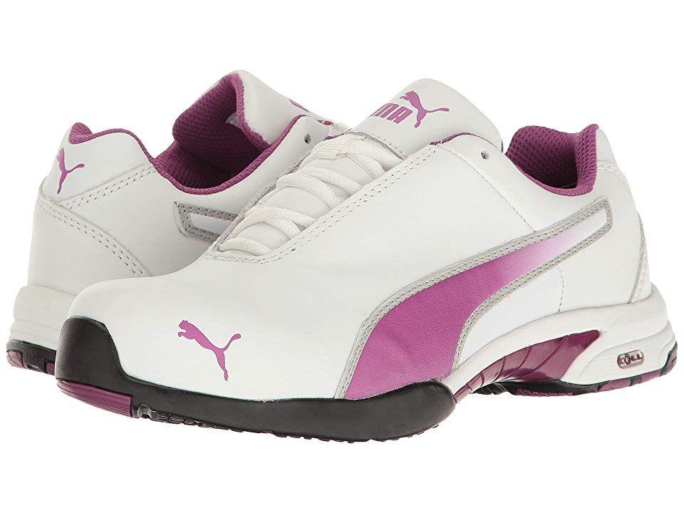 43456d758ea PUMA Safety Velocity White SD Women s Work Boots White