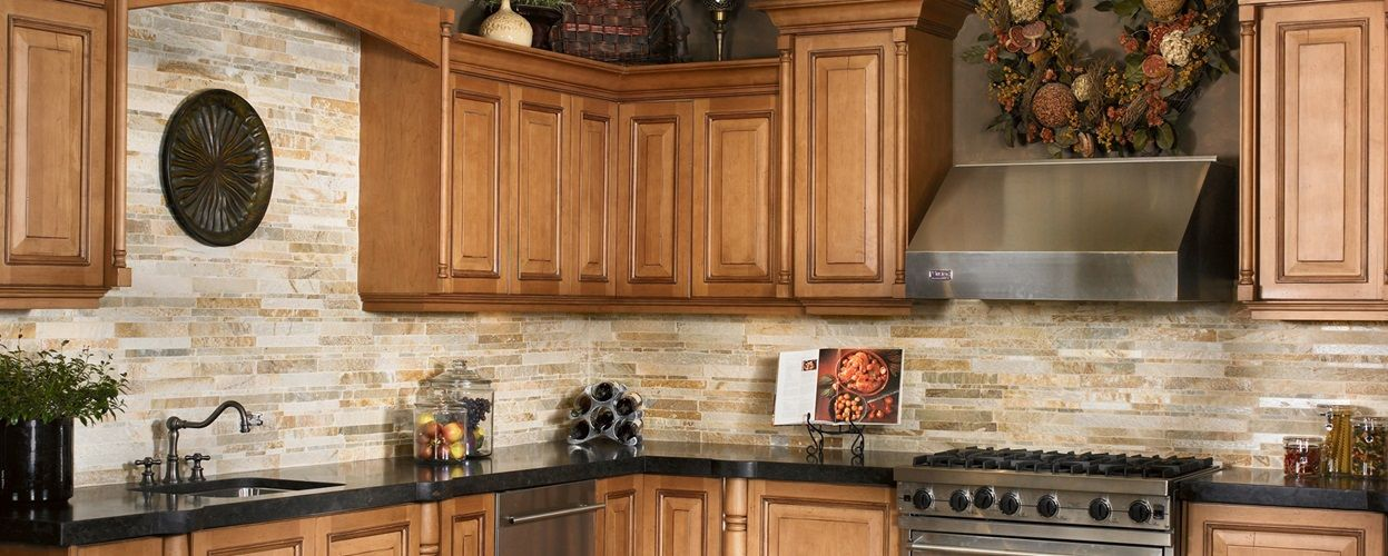 Golden Gate Natural Stone Tumbled Quartzite Tile Arizona Tile