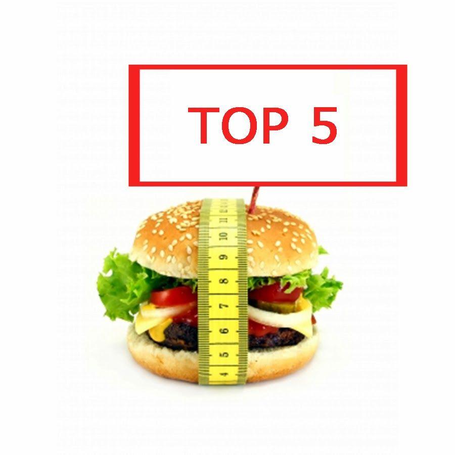 Top 5 los 5 alimentos que m s engordan seg n la universidad de harvard top 5 pinterest - Alimentos que mas engordan ...