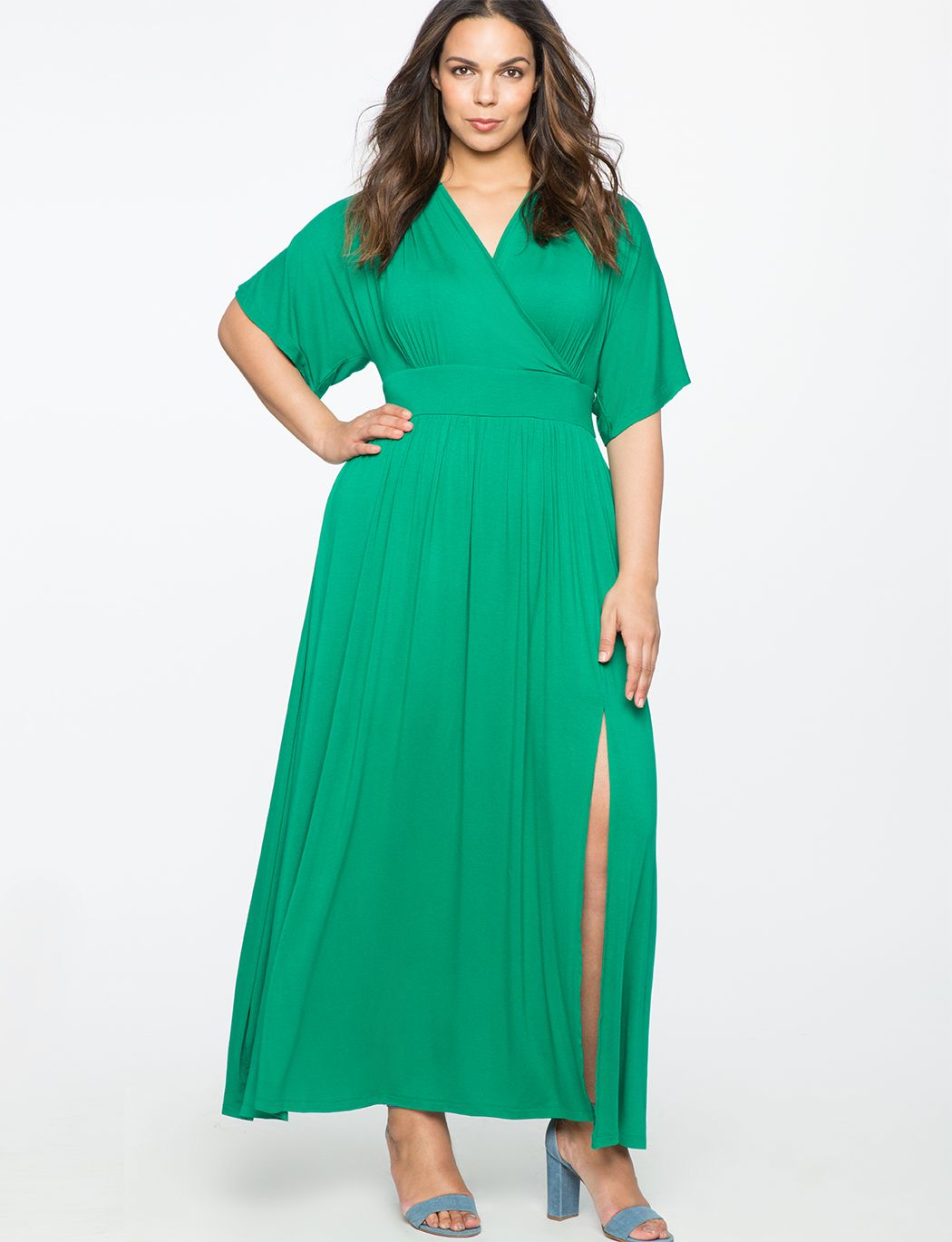 Kimono Maxi Dress Women s Plus Size Dresses
