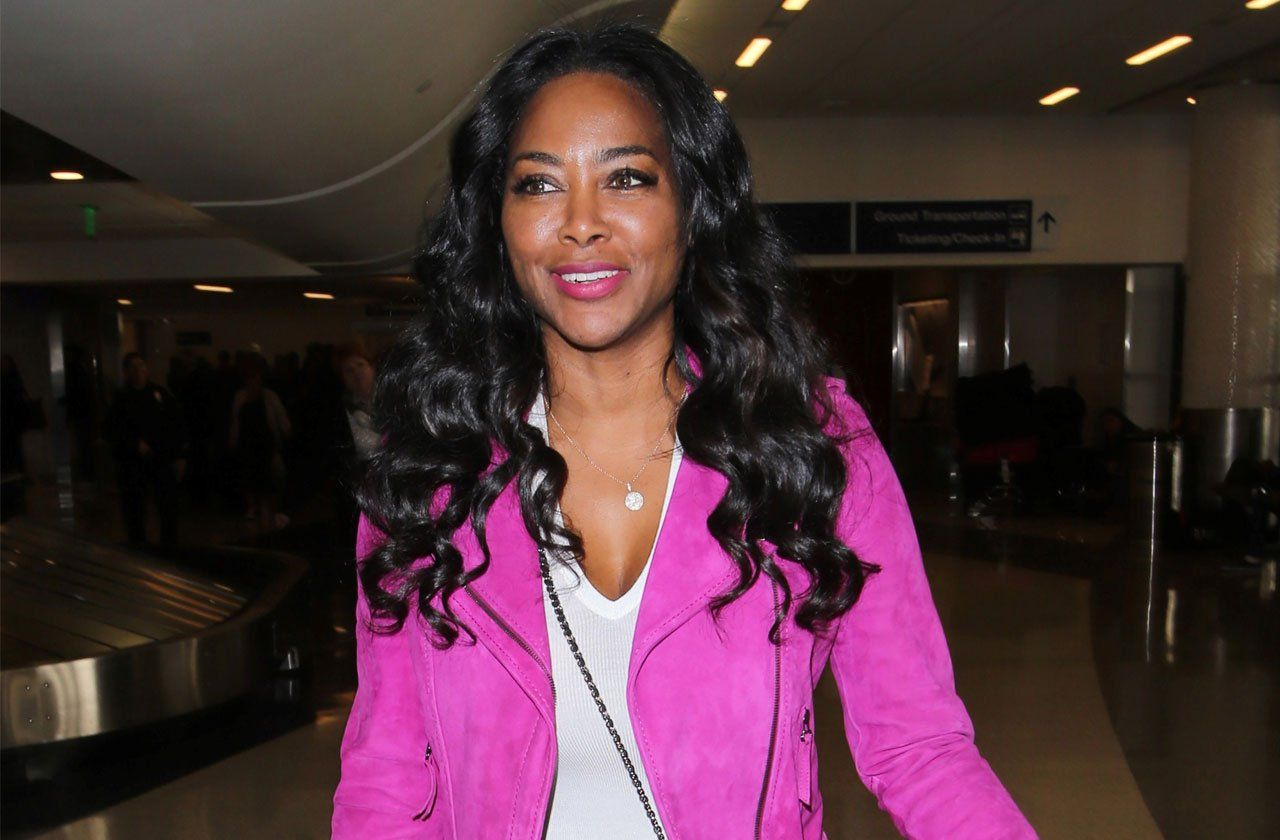 Kenya Moore Told Fans She Got A Fake ID At 15 Years Old
