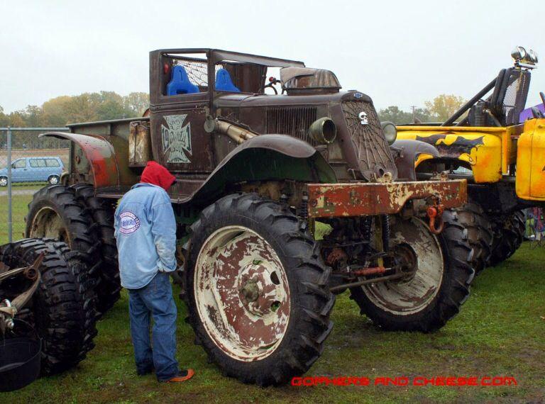 Ol' 3Os Chevy bayuo swamp buggy | Trucks | Monster trucks