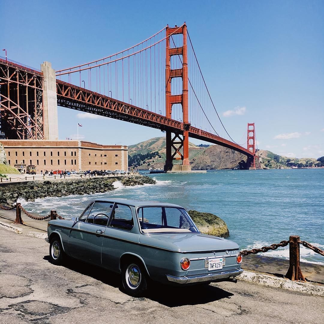 Do what makes you happy. The #BMW #1600. #BMWrepost ...