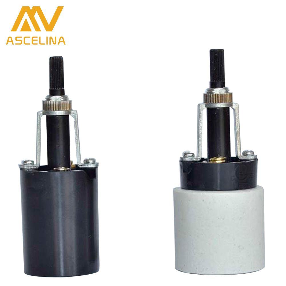 E27 Screw Twist Type Switch Lamp Holder Adapter Led Light Light Socket Splitter Accessories Lamp Splitter Light Edis Lamp Holder Led Lights Energy Saving Lamp