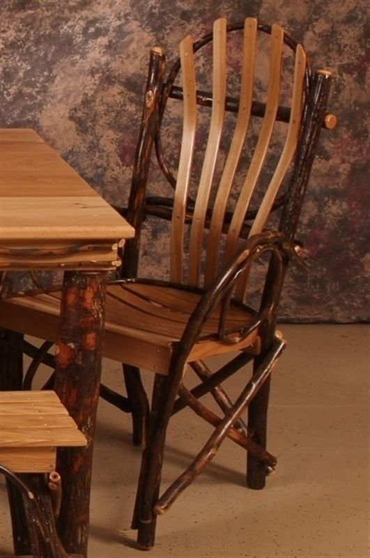 Amish Hickory Dining Room Kitchen Chairs Kitchen Chairs Rustic Bedroom Sets Kitchen Dining Room