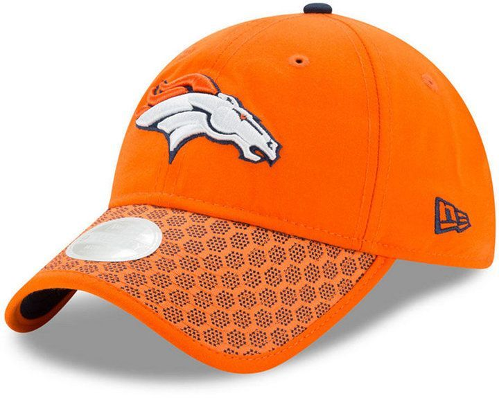 separation shoes 345fe a0eff New Era Women s Denver Broncos Sideline 9TWENTY Cap