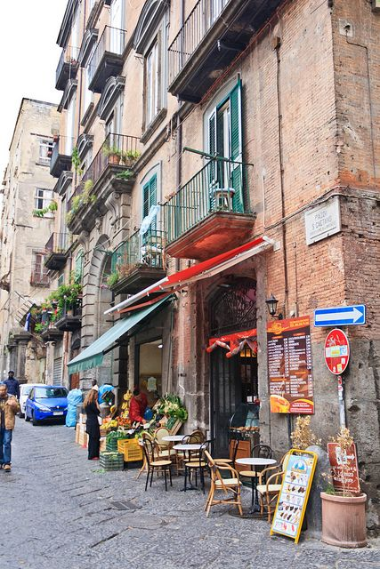 Naples,Italy  Got married there to a woman who's father was a Magistrate that helped me in Spain in Court. The Boston Mafia killed him an stuck him in my trunk i Naples. His dauter  Robreto Mazzerralla also was not for me. Father was Magistrate Mazzerrella