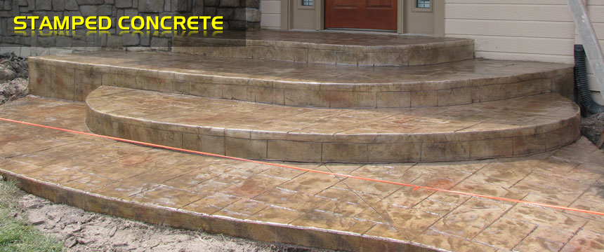 Aggregated Driveways And Courtyards | Stamped Concrete Driveways Patios  Parking Lots Re Surfacing Re