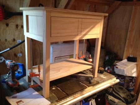 Night Stand | Do It Yourself Home Projects from Ana White
