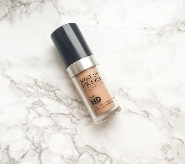 REVIEW // Makeup Forever Ultra HD Foundation