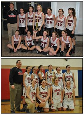 Congratulations to the TVMS 7th & 8th grade girls ...