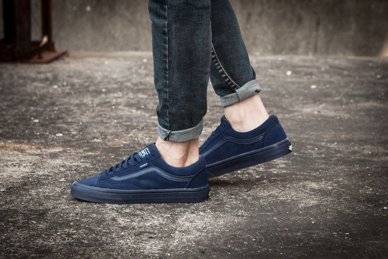 Limited edition Vans Vault x WTAPS Yu Wenle with the low section of men and  women 8e20d6702