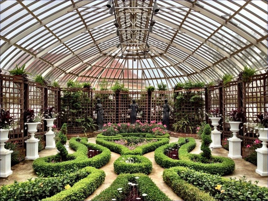 Phipps Conservatory And Botanical Gardens Parking