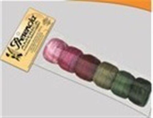 Yuletide Sampler Presencia Finca Perle Cotton Size 12 6 balls (10g/116 yds ea)