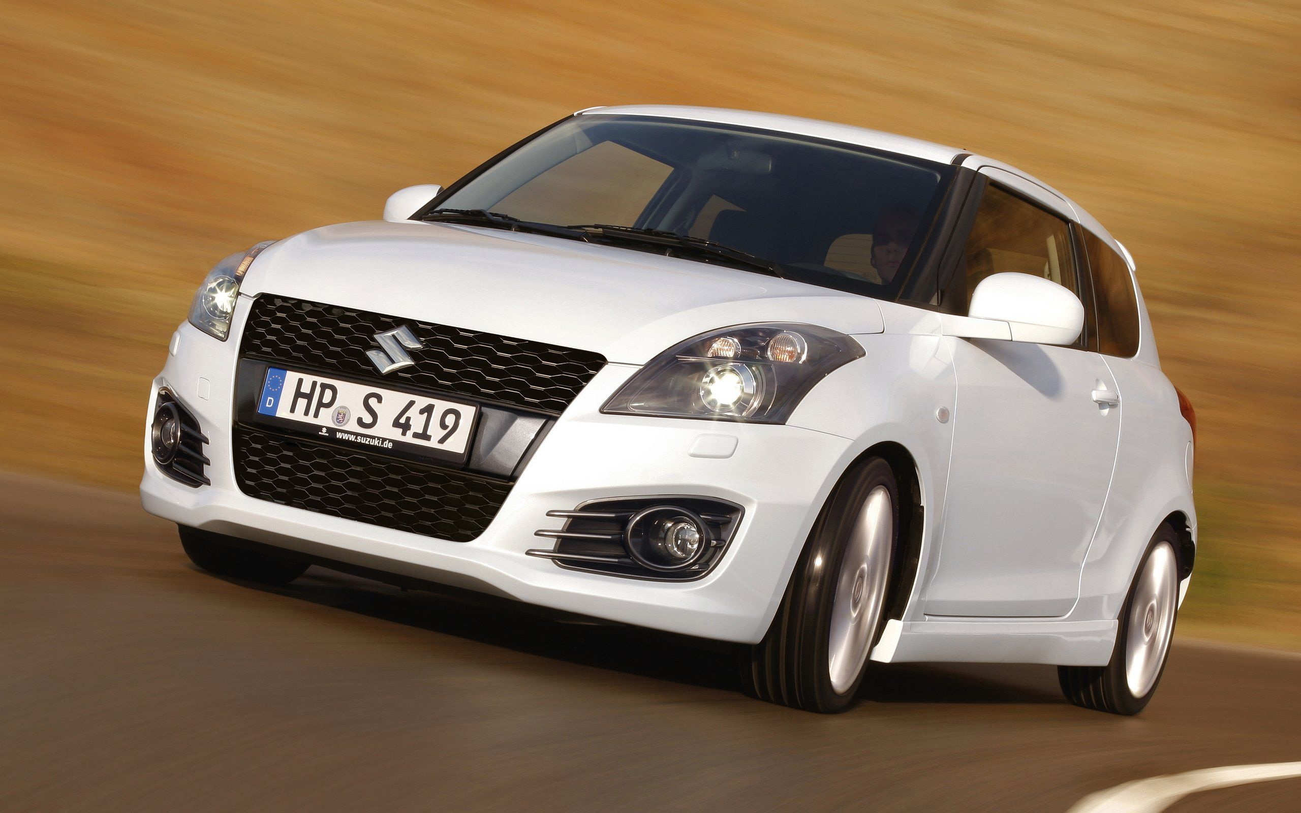 Suzuki swift sport 2013 pictures to pin on pinterest - Suzuki Swift Sport Hd Wallpaper Http 1sthdwallpapers Com Suzuki