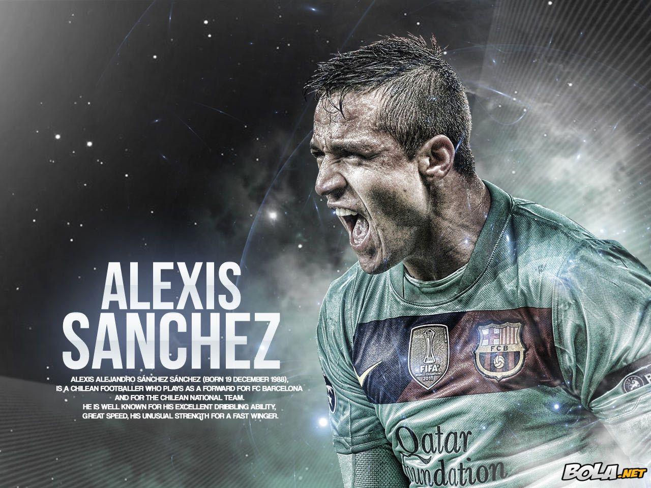 AlexisSanchezWallpaper2014 Alexis sanchez, Alejandro