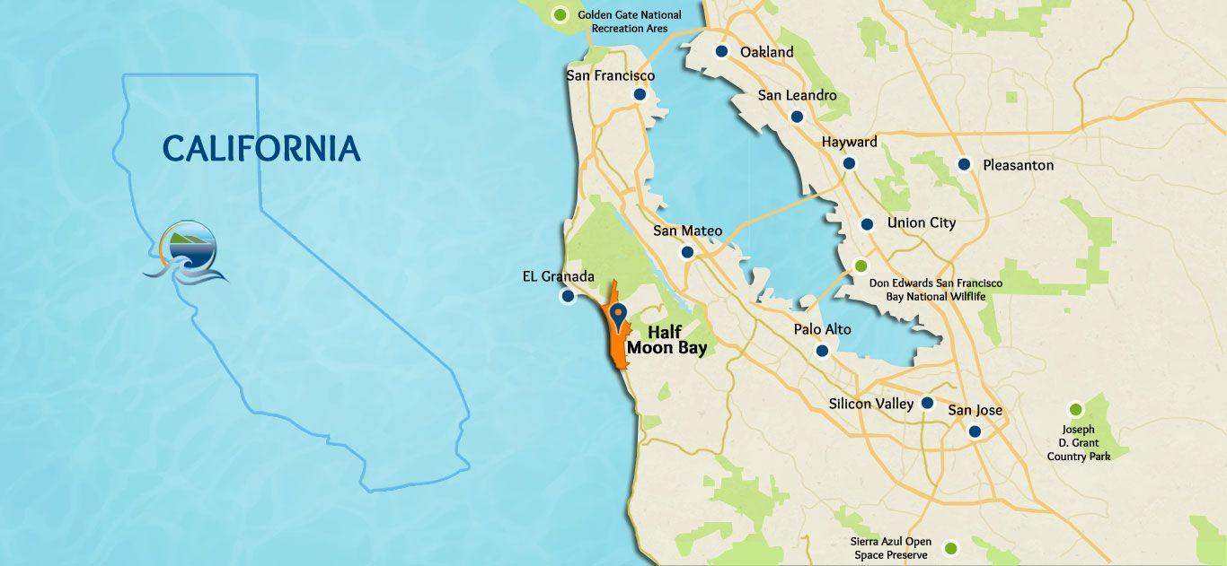Goaltaca Half Moon Bay California San Leandro California