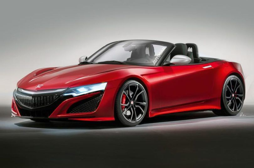 2019 Honda S2000 Rumors Rendering Photos Specs Honda S2000 Honda Car Models New Honda