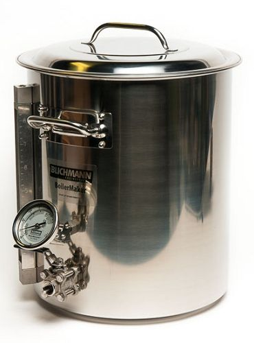 30 Gallon Blichmann Boilermaker G2 Kettles Available Cerveza Equipo