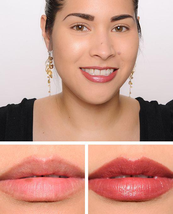 Guerlain Air Kiss (304)   Rosy Boop (369) KissKiss Lipsticks Reviews ... 0b748a5df1
