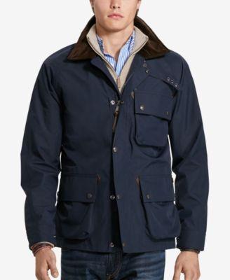 Polo Ralph Lauren Men's Water-Resistant Utility Jacket