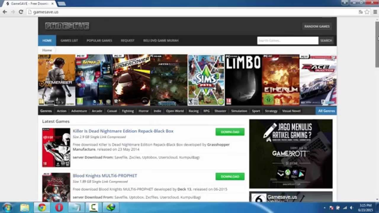 best site to download pc games for free full full speed