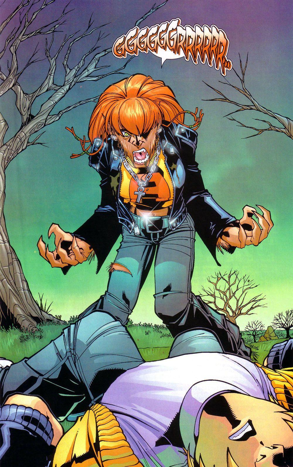 wolfsbane comics Women of the X Wolfsbane Wolfsbane