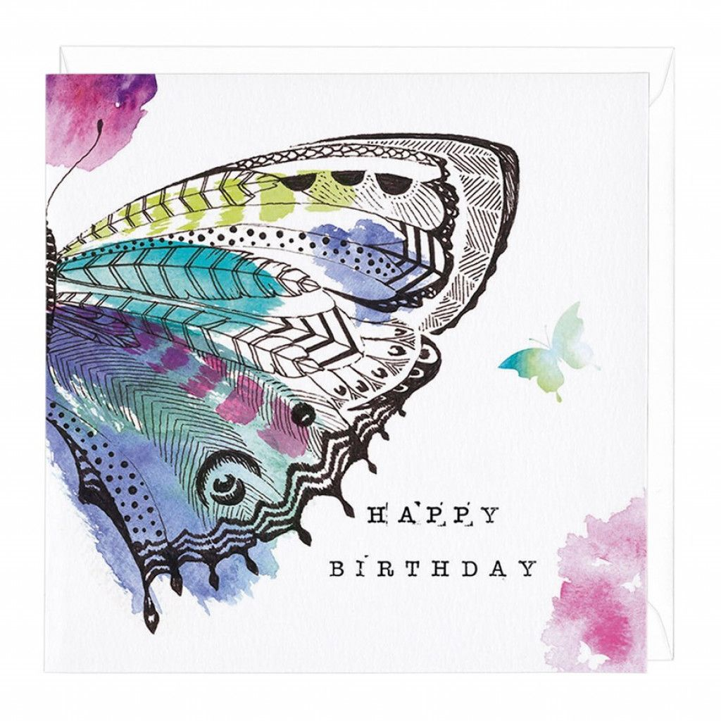 Happy Birthday Images With Butterflies Birthday Images Happy Birthday Images Happy Birthday Cards