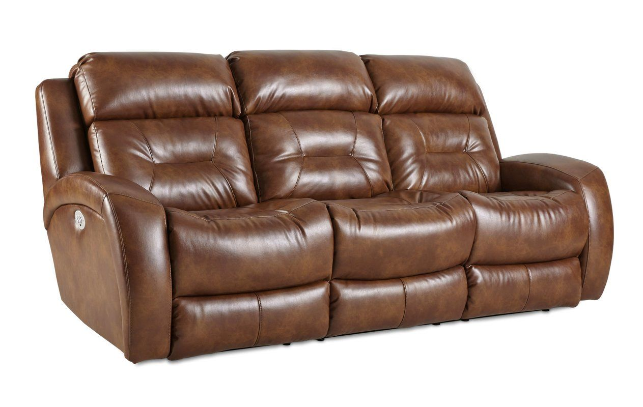 Best Place For Good Quality Showcase Reclining Sofa By Southern Motion