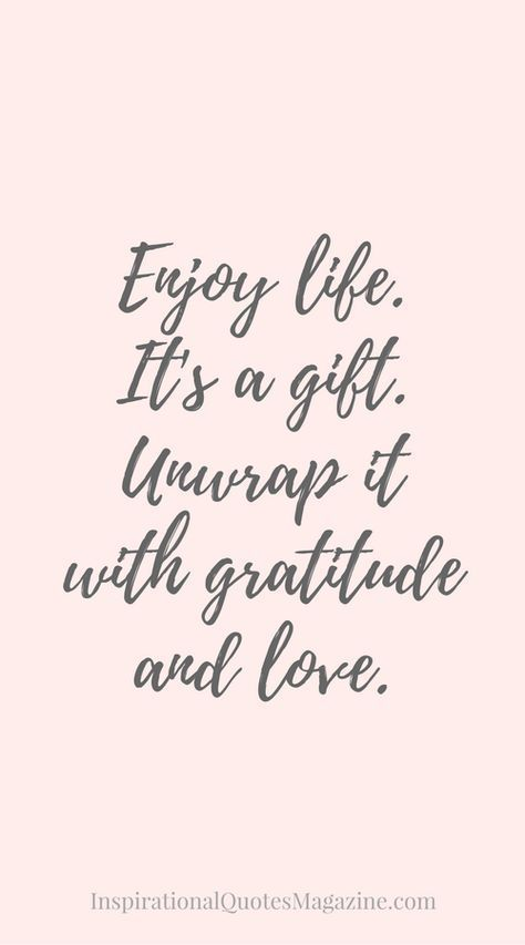 Inspirational Quote about Life, Gratitude and Happiness – Visit us at …