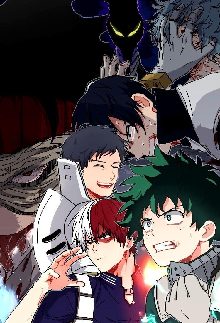 Boku No Hero Academia Boku No Hero Academia Hero