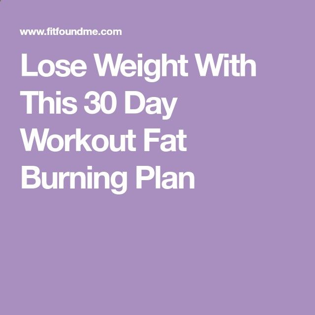 21 Minutes A Day Fat Burning