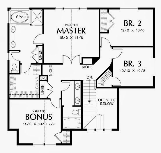 New House Plans Collection Dream land Pinterest