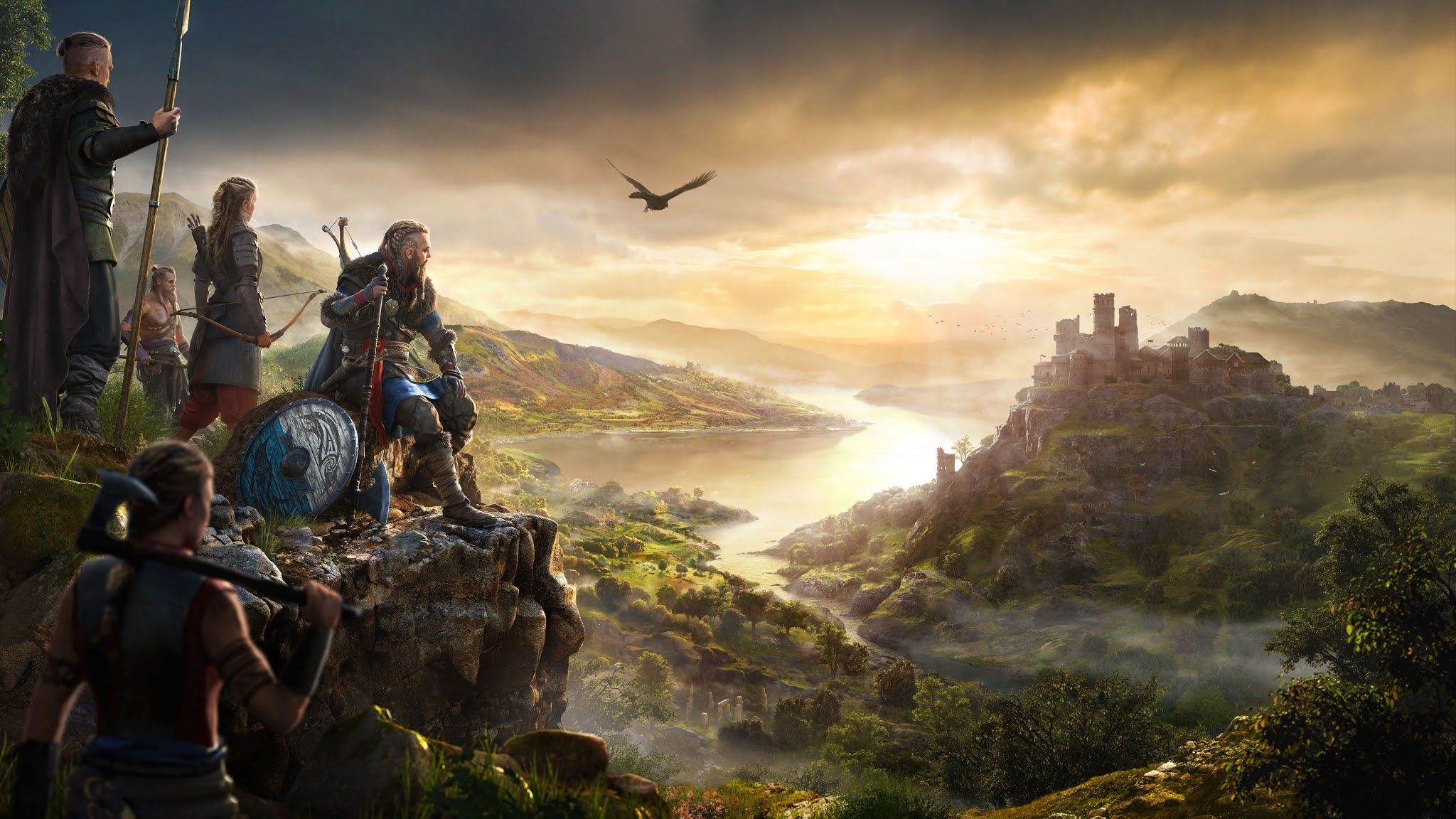 Assassin's Creed Valhalla trailer et soundtrack officiel