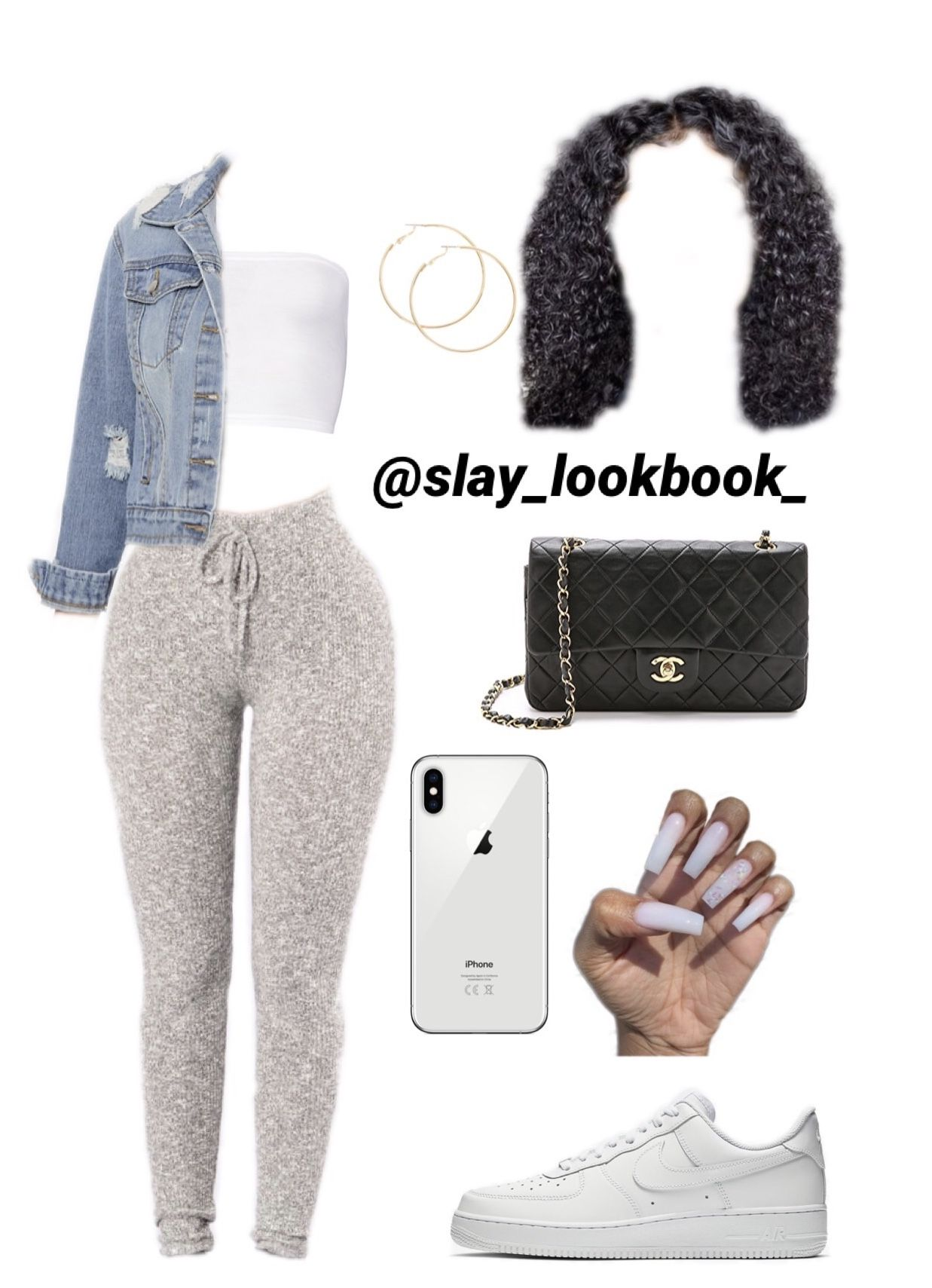 Follow me and my ig @slay lookbook  for more cute fits !!❤️❤️ is part of Outfits -