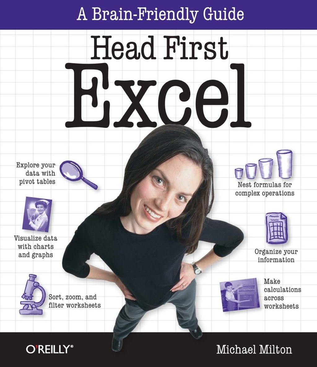 Head First Excel Ebook Rental