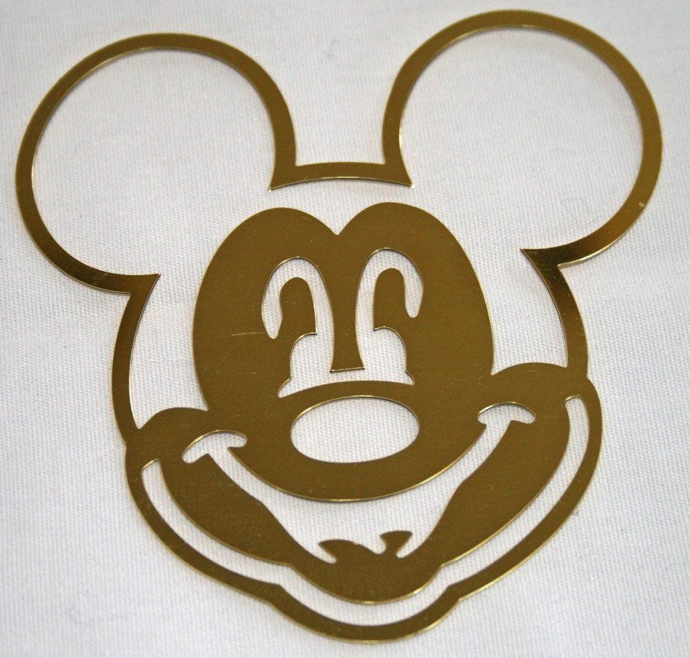 mickey mouse face template for cake | Cake Recipe