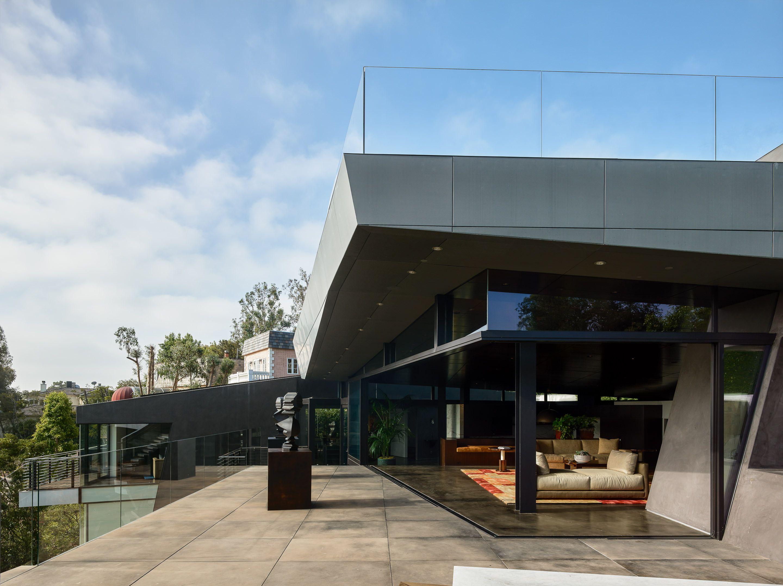 Archello Green Roof La Houses Architect