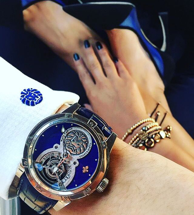 Louis Moinet by Watchanish