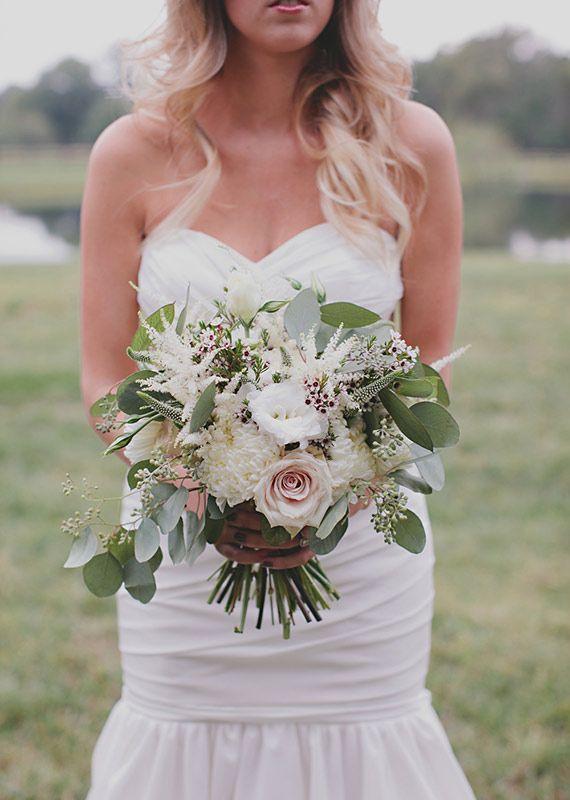 Country farm wedding: Hailey + Jordan | Real Weddings
