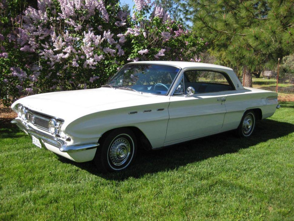 Hemmings Find Of The Day 1962 Buick Skylark Two Door Hardtop Buick Skylark Skylark Buick